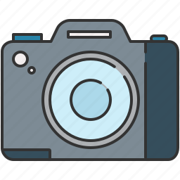 camera, device, image, photo, picture icon