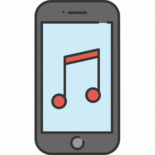 audio, device, music, phone, smart, technology icon