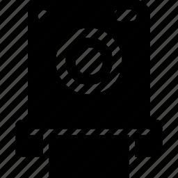 camera, device, image, picture, polaroid icon