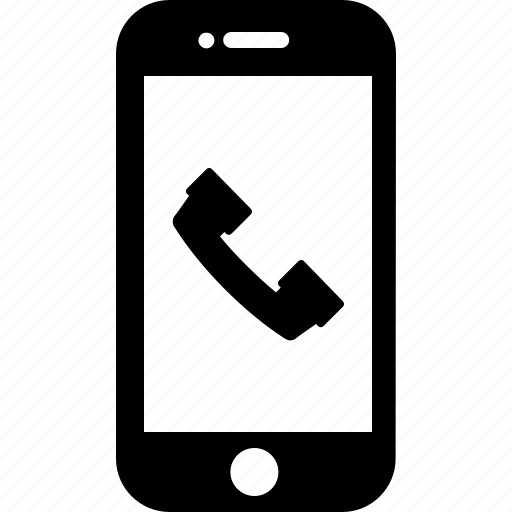 call, communication, device, phone, smart, technology icon