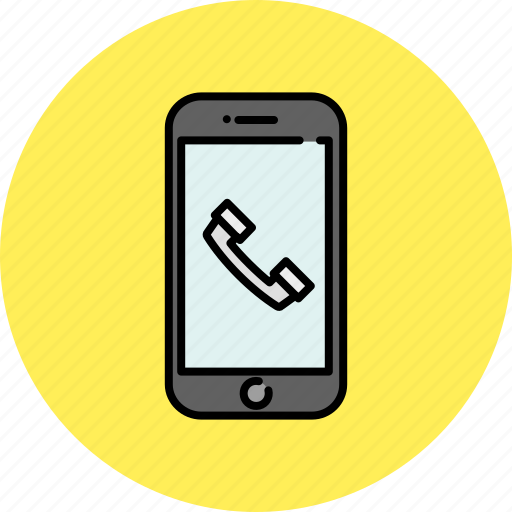 call, communication, device, phone, smart icon