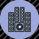 audio, device, entertainment, music, sound, system