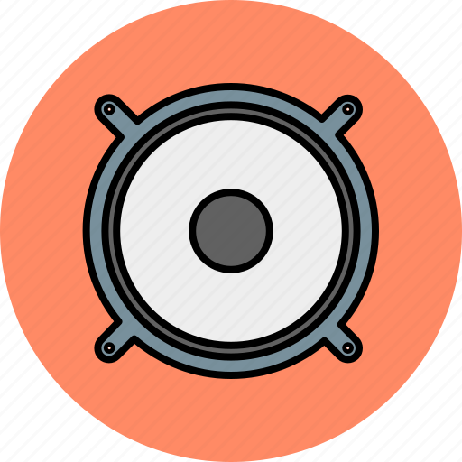 audio, device, entertainment, music, sound, speaker icon