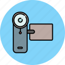 device, movie, recorder, video icon