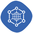 connection, globe, internet, internet of things, iot, things icon