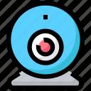 camera, device, video chat, web, webcam