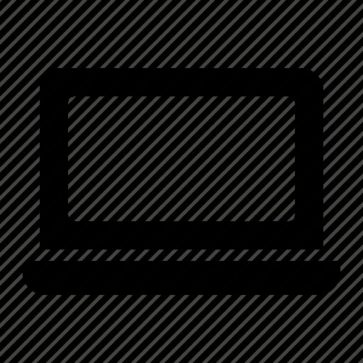 computer, laptop, watchkit, workbook icon