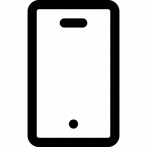 cell, iphone, mobile, phablet, phone, smartphone icon