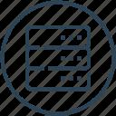 data, database, device, rack, server icon