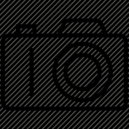 appliances, camera, device, electronics, flash, photographer icon icon