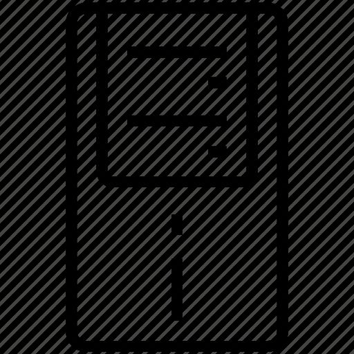 computer, cpu, device, hardware, processor icon icon