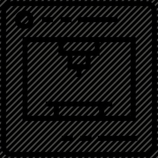 3d, device, printer, printing, reprap icon icon