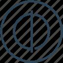 aliasing, anti, antialiasing, brightness, quality icon