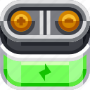 battery, devices, electronic, hardware, ios, power, technology icon