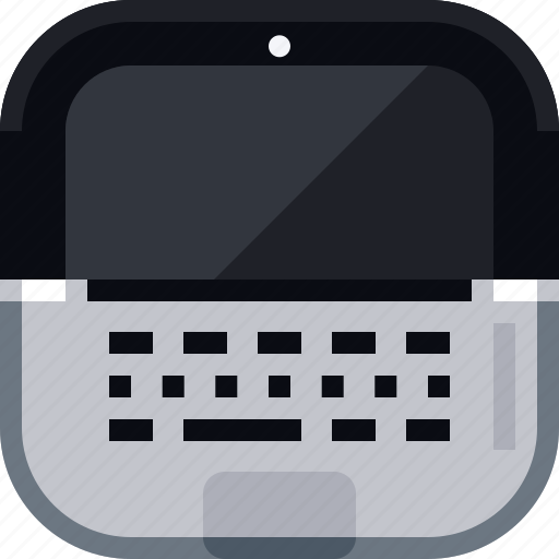 communications, devices, gadget, ios, laptop, office, technology icon