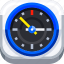 clock, devices, ios, time icon