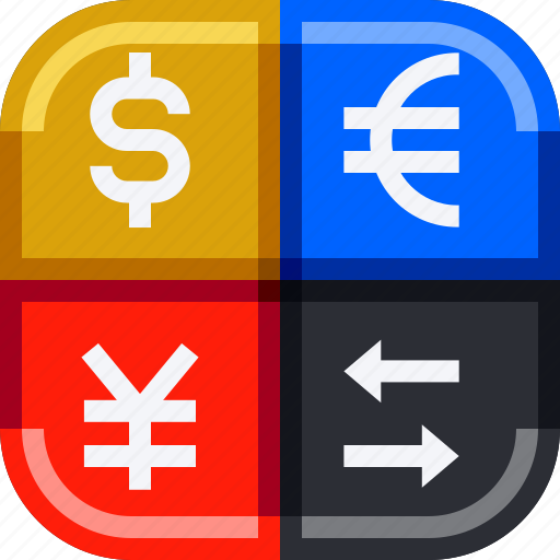 business, currency, devices, ios, market, money icon