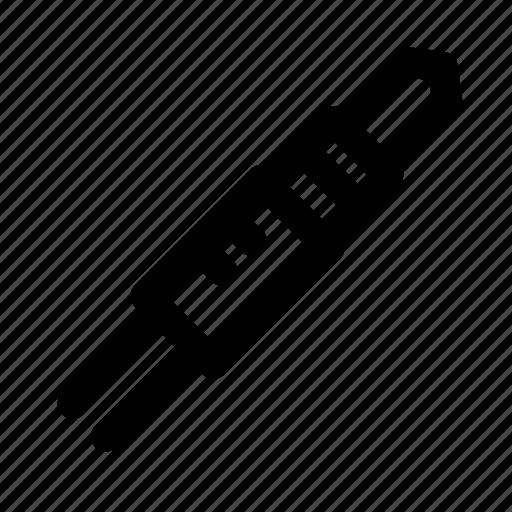 device, electronic, jack, multimedia, technology icon