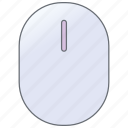computers, device, mouse, technology icon