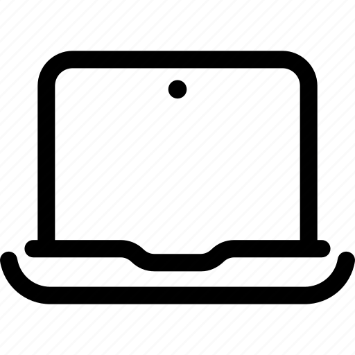 computer, device, display, laptop, monitor, pc, technology icon