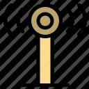 service, signal, wifi icon