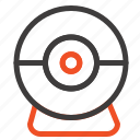camera, security, webcam icon