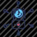 assistant, audio, smart speaker, voice icon