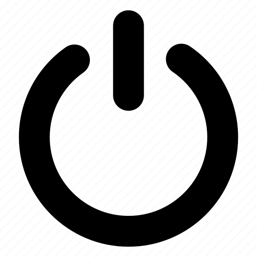 Logoff, power, power off, power on icon - Download on Iconfinder