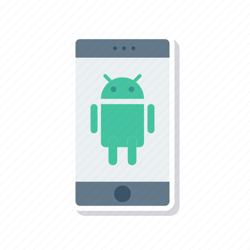 Android, device, mobile, phone icon - Download on Iconfinder