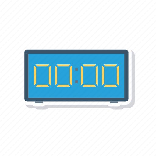 Countdown, digital, stopwatch, timer icon - Download on Iconfinder
