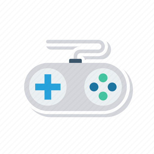 control, device, game, joypad icon