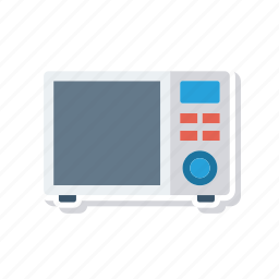 kitchenware, machine, microwave, oven icon