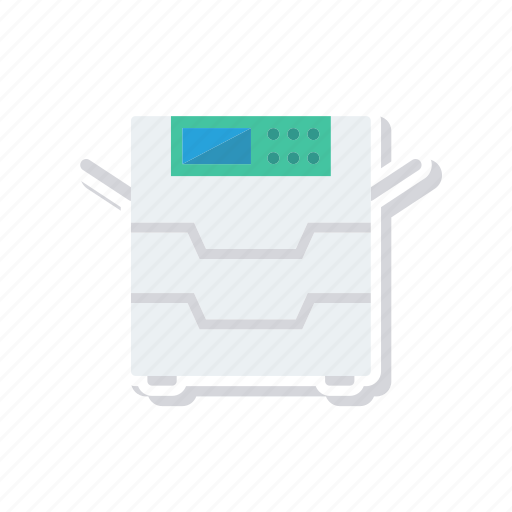 device, machine, print, printer icon