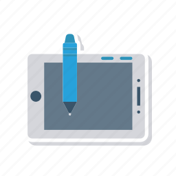 device, gadget, stick, tablet icon