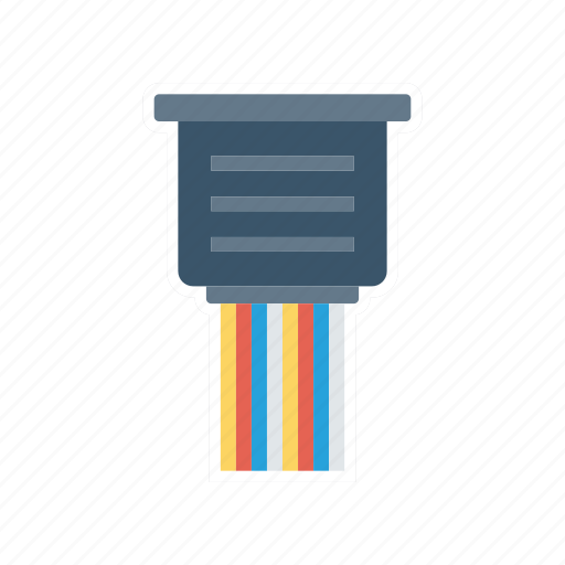press, switch, toggle icon