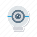 camera, picture, video, webcam icon