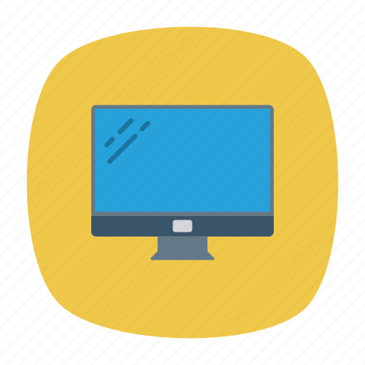 device, display, monitor, screen icon