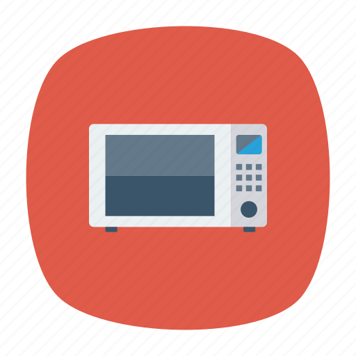appliance, kitchen, microwave, oven icon