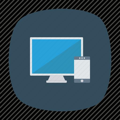 device, display, gadget, responsive icon