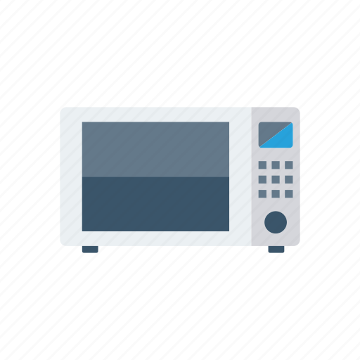 Appliance, kitchen, microwave, oven icon - Download on Iconfinder