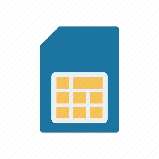 Card, chip, sd, sim icon - Download on Iconfinder