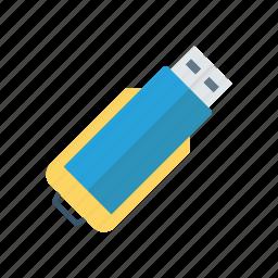 drive, flash, memory, usb icon