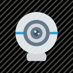 camera, picture, video, webcam icon