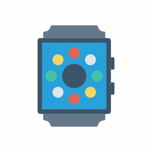 Clock, time, watch, wrist icon - Download on Iconfinder
