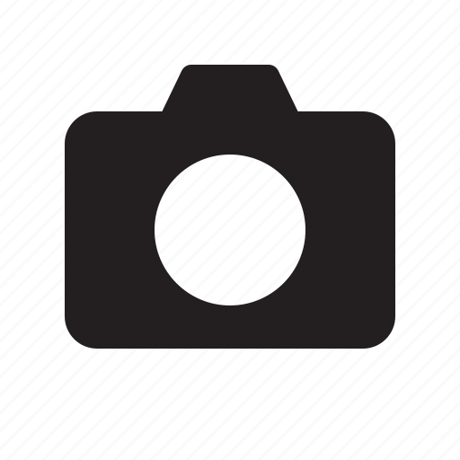 camera, communication, media, technology icon