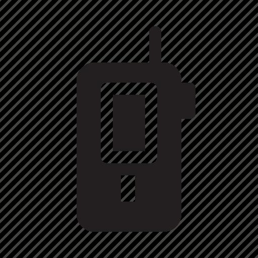 communication, handy, media, talky, technology icon
