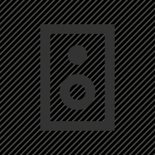 audio, loud speaker, sound, volume icon