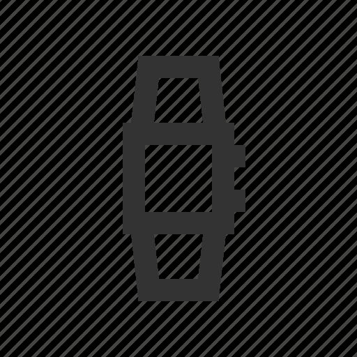 device, screen, smartwatch, smartwear icon