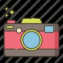 camera, photography, video
