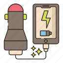 car, charger, power